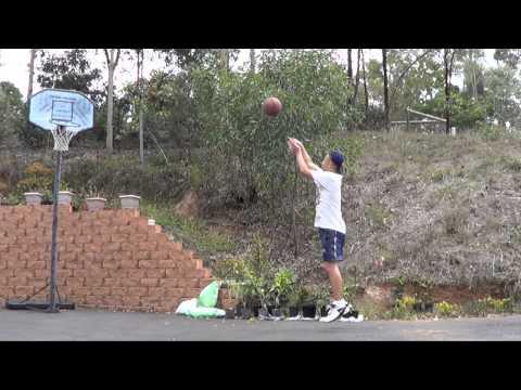 Basketball Shooting Lesson 8