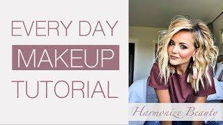 Everyday Makeup! - Harmonize_Beauty