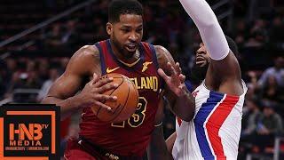 Cleveland Cavaliers vs Detroit Pistons Full Game Highlights   11.19.2018, NBA Season