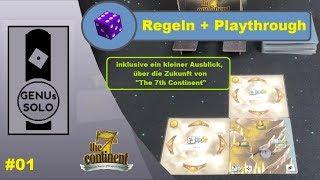 The 7th Continent - Playthrough - S01E01 - deutsch - Regeln - Was kommt nach The 7th continent?