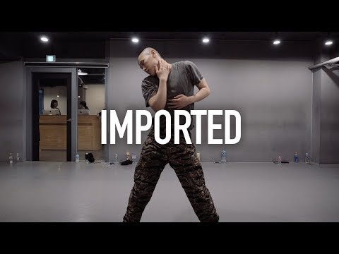 Imported - Jessie Reyez & 6LACK / Enoh Choreography - 1MILLION Dance Studio