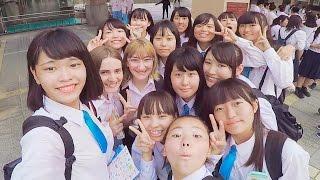 日本正妹高校