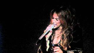 Gypsy Heart Tour à Mexico - Forgiveness And Love Performance - 26/05/11