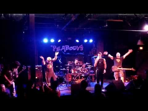 Grit-n-Steel 8/11/12 at peabodys at the cleveland music festival