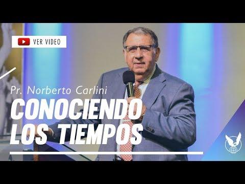 """""""Conociendo los tiempos"""" Norberto Carlini"""