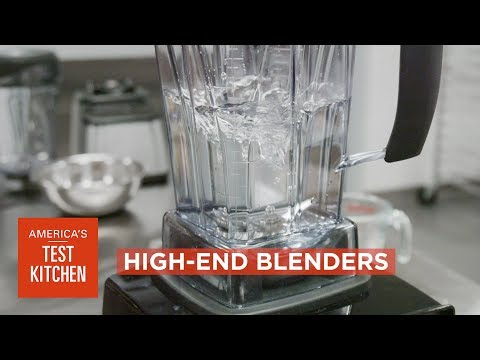 Equipment Review: Best High-End Blenders (Vitamix, Blendtec, KitchenAid, Breville) & Testing Winners