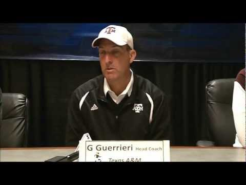 Aggie Soccer - NCAA Round 1 - PostGame - 11/11/11