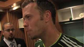 Postgame: Timbers talk about Cascadia Cup