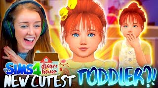 👼FAITH BECOMES AN ANGEL TODDLER! 👼(The Sims 4 #58!🏡)