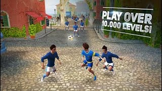 SKILLTWINS FOOTBALL GAME 2 Android / iOS Gameplay Video | First Levels and Tricks