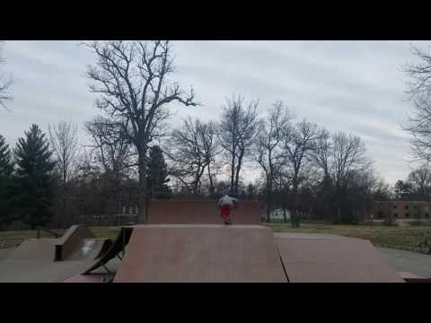 Burlington Iowa Skatepark