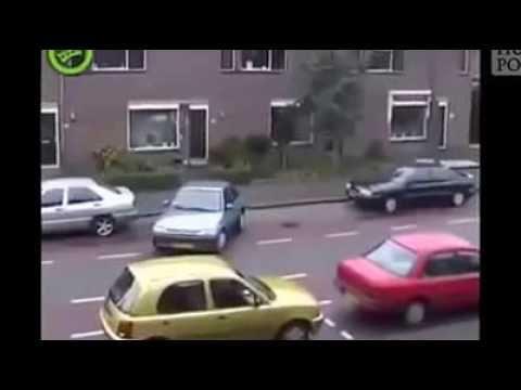 Lustige Autopannen