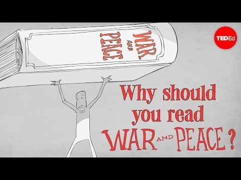 Why should you read Tolstoy's