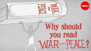 "Brendan Pelsue & Addison Anderson - Why Should You Read Tolstoy's ""War And Peace""?"