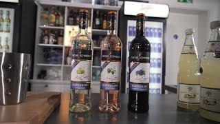 Virgin Wine Cooler