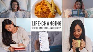 7 Life-changing Bedtime Habits For AMAZING SLEEP!
