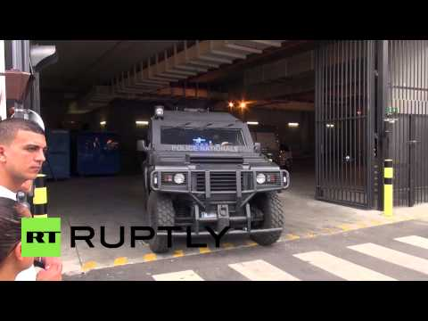 France: Elite police rescue 18 hostages held in Primark