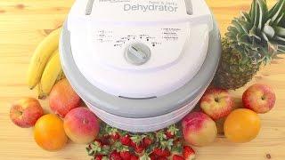 Nesco Snackmaster Pro Food Dehydrator Review