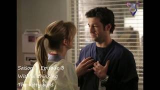 Grey's anatomy S1E03 - Wishful thinking - The ditty bops
