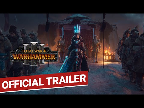 Announce Trailer - Conquer Your Daemons | Coming 2021 de Total War: Warhammer III
