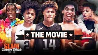 THIS SH*T WAS LITTY!!! THE Best HS Hoopers TURN UP NYC | SLAM Summer Classic Vol. 2 Day in the Life