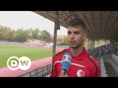 German youth soccer teams thrive on cultural diversity | DW English