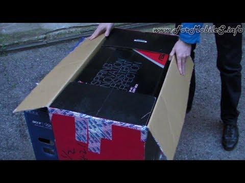 Unboxing della gaming station Asus ROG CG8580 - esclusiva mondiale !