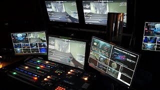Bakom kulisserna på Dreamhacks Counter Strike-turnering