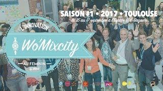 Quand l'innovation se met au service de la mixité et du climat : Wo'Mixcity, le marathon de l'innova