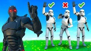 Listen to Darth Vader... Or Else (Darth Vader Says)