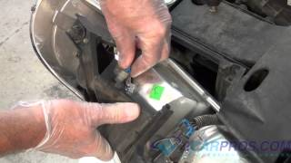 Headlight Bulb Replacement GMC Yukon