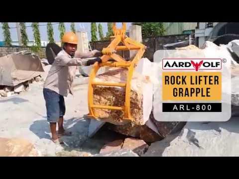 Rock Lifter Grapple ARL-800