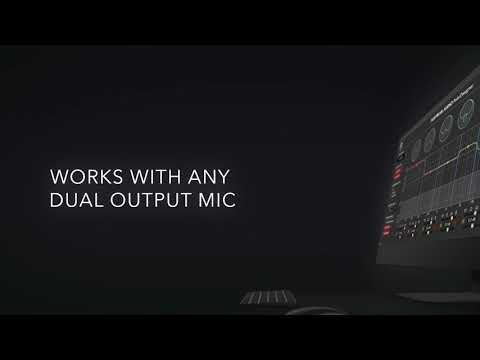 Austrian Audio PolarDesigner. Free Open Source Polar Pattern Plugin for OC818. Now with AI! #3 of 3