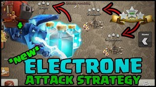 *NEW* Overpowered Electro Dragon 3 Star Attack Strategy | Clash of Clans