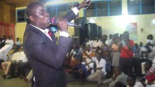 Jack Alolome performs @ Brother Sammy Aseda live Worship  2016