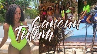 CANCUN MEXICO VACATION VLOG 2019 | Chinyere Ibelegbu