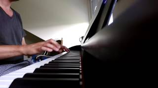 Alicia Keys - Mr. Man (Mister Man) Piano Version