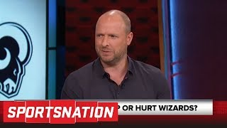 Ryen Russillo: Dwight Howard fits on Wizards because they're both 'delusional' | SportsNation | ESPN