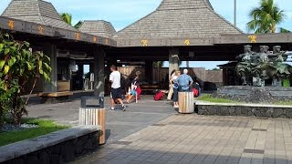 An HD Tour of Kona International Airport at Keahole (KOA)