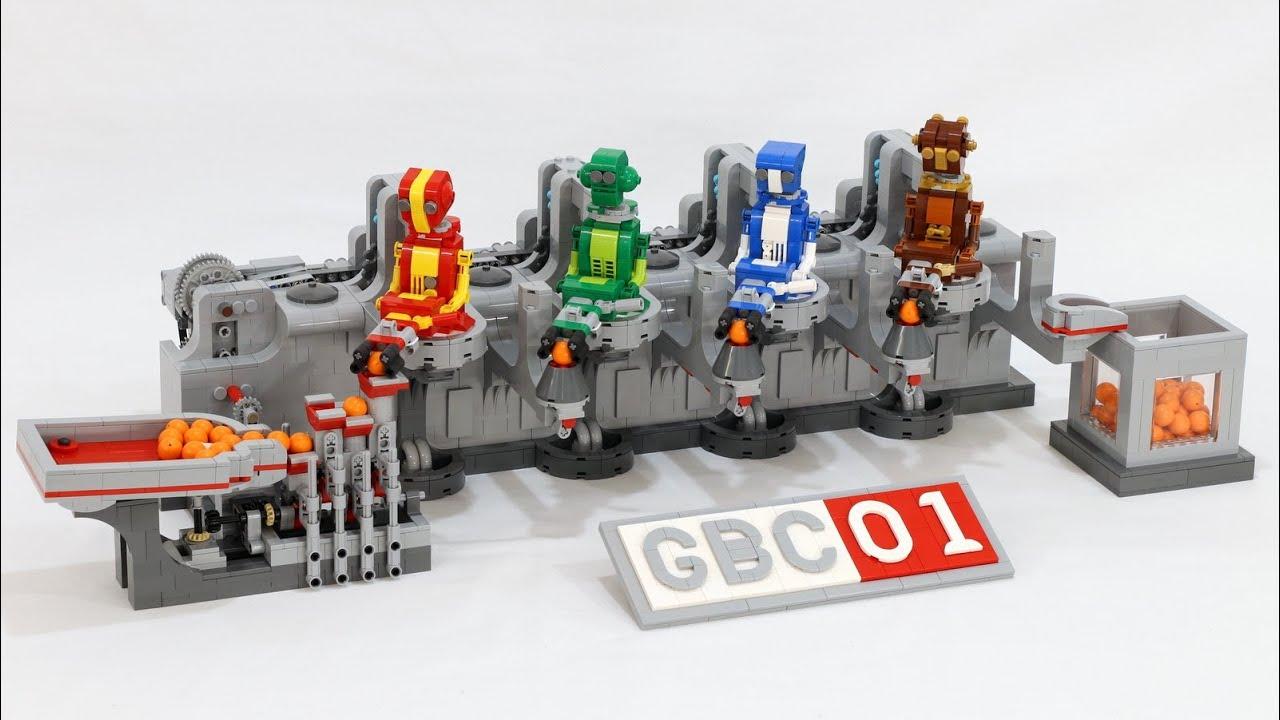 LEGO GBC Module - Robot Dreams