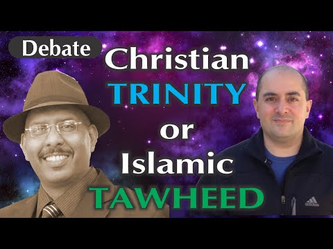 Christian Trinity or Islamic Tawheed - Debate Brian Marrian and Yusuf Bux