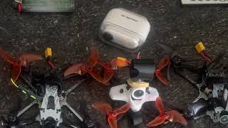 Emax Tinyhawk 2 Race - Winter FPV - 2S - INSTA360GO