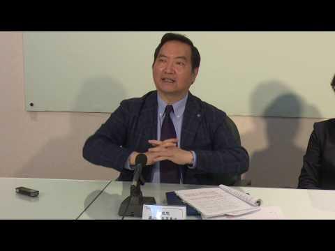 Executive Yuan officials explain legislative amendments to combat misinformation