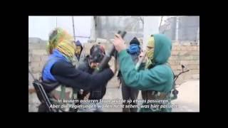 Hinter den Barrikaden - Eine Dokumentation zum Krieg in Nordkurdistan