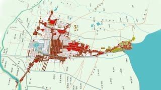 古地図で辿る名古屋400年No1 江戸時代[Network2010]