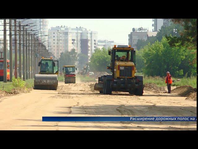 Вторую полосу Ленинградского проспекта подрядчики сдадут раньше срока