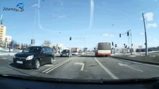 preview picture of video 'Trasa egzaminacyjna PORD Gdańsk PRAWO JAZDY: z Witosa Wincentego w ulicę Sikorskiego'