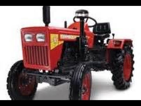 Mahindra Tractor - Buy and Check Prices Online for Mahindra