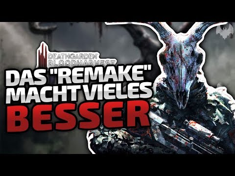 Besser, schneller & extrem düster  - ♠ Deathgarden: Bloodharvest #001 ♠