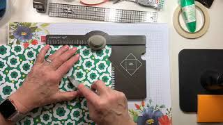 Envelope Punch Board Gift Bag Video Tutorial